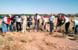 Foothills Library Groundbreaking