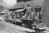 #5 Locomotive, Metcalf, 1915