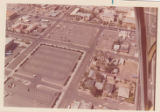 Aerial View of Heritage Square Prior to Restoration
