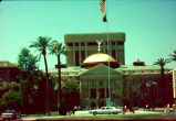 Photograph of the Arizona State Capitol, Phoenix (Ariz.) after the construction of legislative...