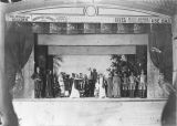 Photograph of a theatrical performance in Globe (Ariz.)