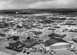 Photograph/aerial view of Luke Air Force Base (Ariz.)