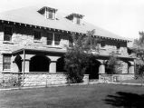Photograph of the Sage Memorial Hospital on the Presbyterian Mission at Ganado (Ariz.)