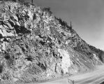 Photograph of United States Highway 93, the Wickenburg-Kingman Highway in Mohave County (Ariz.),...