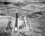 Photograph/aerial view of  the Luke Air Force Base (Ariz.)