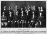 Photograph of the members of the Arizona House of Representatives, taken in Phoenix (Ariz.)