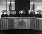 Photograph of the Arizona Supreme Court in Phoenix (Ariz.).