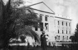 Photograph of the Arizona Territorial Capitol in Phoenix (Ariz.)