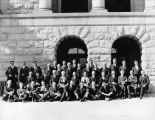 Photograph of the members of the 5th Arizona State House of Representatives, First Special Session...