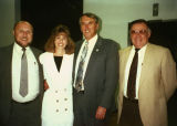 Photograph of Arizona Supreme Court Justices and staff in Phoenix (Ariz.)