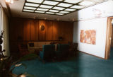 Photograph of scenes in and around the governor's office, at the Arizona State Capitol, Phoenix...