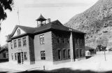Photograph of Clifton School in Clifton (Ariz.)