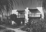Photograph of the Anderson Apartment Complex in Yuma (Ariz.)