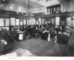 Photograph of the legislature in session in the Arizona State Capitol in Phoeix (Ariz.)