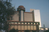 Photograph/color slide of the Hyatt Regency Hotel in Phoenix (Ariz.)