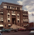 Photograph of the Gila County Courthouse in Globe (Ariz.)