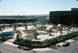 Photograph/birdseye view of the Civic Center in Phoenix (Ariz.)