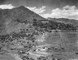 Photograph of the mining town of Jerome (Ariz.).