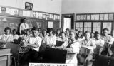 Photograph of students at Balsz School in Phoenix (Ariz.).