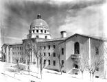 Photograph of the Pima County Courthouse in Tucson (Ariz.).