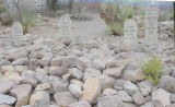Photograph of the Boot Hill Cemetery in Tombstone (Ariz.).