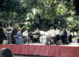 Photograph of the Salt River Territorial Band in Phoenix (Ariz.).