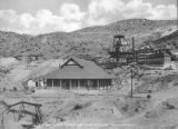 Photograph of the hospital at the Detroit Copper Mining Co. in Morenci (Ariz.).