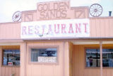 Photograph of the Golden Sands Restaurant in Sedona (Ariz.).