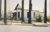 Photograph of an historical home or residence at 3rd Street and Grant in Phoenix (Ariz.).