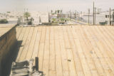 Photograph of the roof of Karlson Machine Works at 605 E. Grant St. in Phoenix (Ariz.).