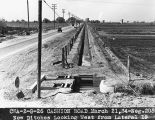 Photograph of construction along Cashion Road in Maricopa County (Ariz.),