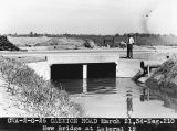 Photograph of road construction on Cashion Road in Maricopa County (Ariz.),