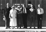 Photograph of  Civil Works Administration employees in Phoenix (Ariz.)