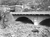 Photograph of the Queen Creek Bridge in Superior (Ariz.)