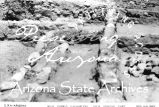 Photograph of  archaeological work by the Emergency Relief Administration at Gila Pueblo in...