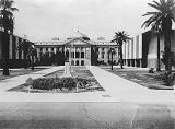 Photograph of the Arizona State Capitol in Phoenix (Ariz.) after the construction of the...