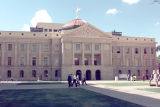 Photograph of the Arizona State Capitol in Phoenix (Ariz.)