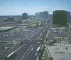 Photograph of  Phoenix (Ariz.) looking south on Central Avenue.