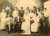 Photograph of the Juan Santa Cruz Corella family.