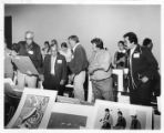 All-Indian Jury at 5th Annual Heard Museum Guild Indian Arts and Crafts Show 1972