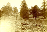Lowell Observatory Telescope Site, April 30, 1894