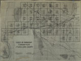 1929 Maricopa County, Arizona Land Ownership Plat Maps.  Index and North Townships and East Ranges.