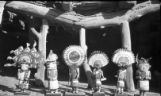 Six Rare Hopi Kachina Dolls