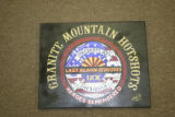 Large Canvas Sign to Granite Mountain Hotshots