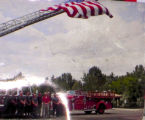 Photograph from Cortez Volunteer Fire Department