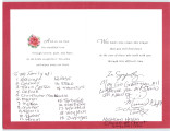 Condolence Card from Highland Heights Church of Christ