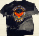 Southern Pueblos Agency Fire T-Shirt