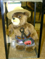 Smokey the Bear from Virginia Department of Forestry