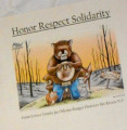 Condolence Card from Lower Trinity and Orleans Ranger Districts