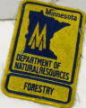 Minnesota Department of Natural Resources Forestry Patch
